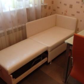 диван кушетка для кухни фото дизайна