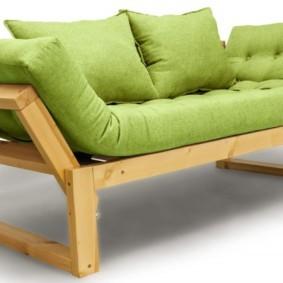 диван кушетка для кухни фото интерьер