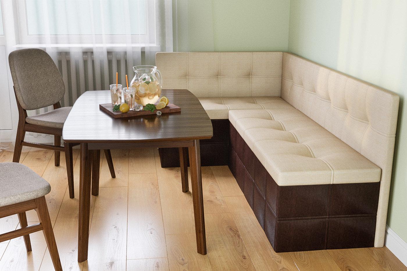 диван кушетка для кухни идеи дизайн