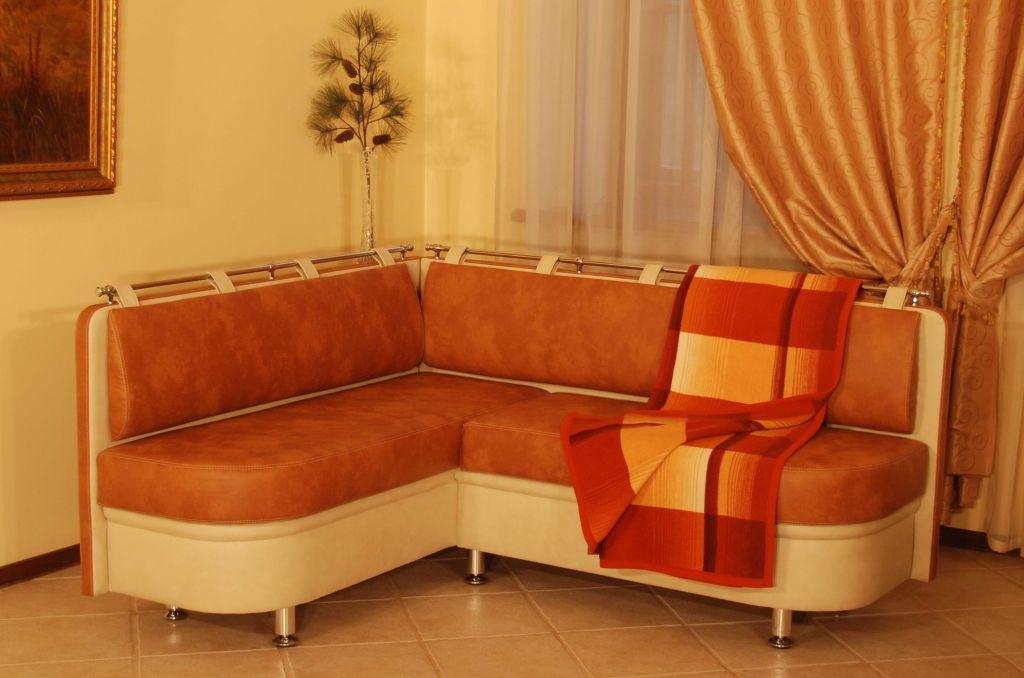 диван кушетка для кухни дизайн