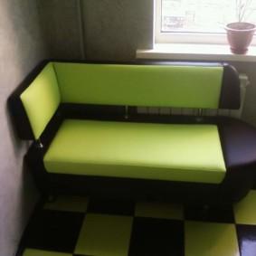 диван кушетка для кухни идеи интерьера