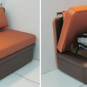 диван кушетка для кухни идеи видов