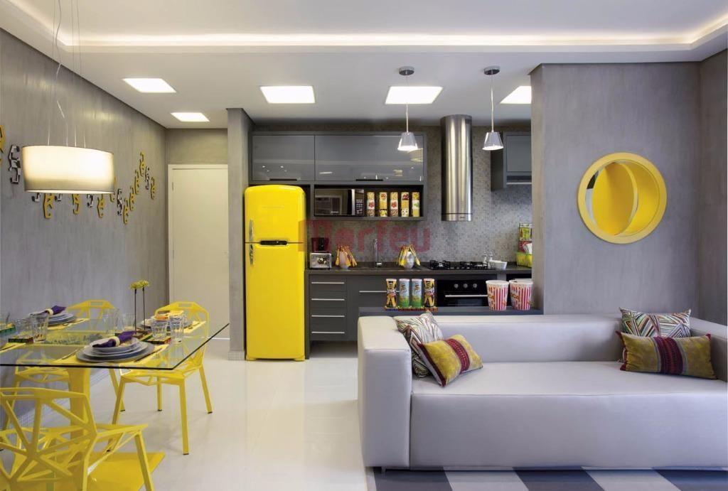дизайн кухни 2019 акценты
