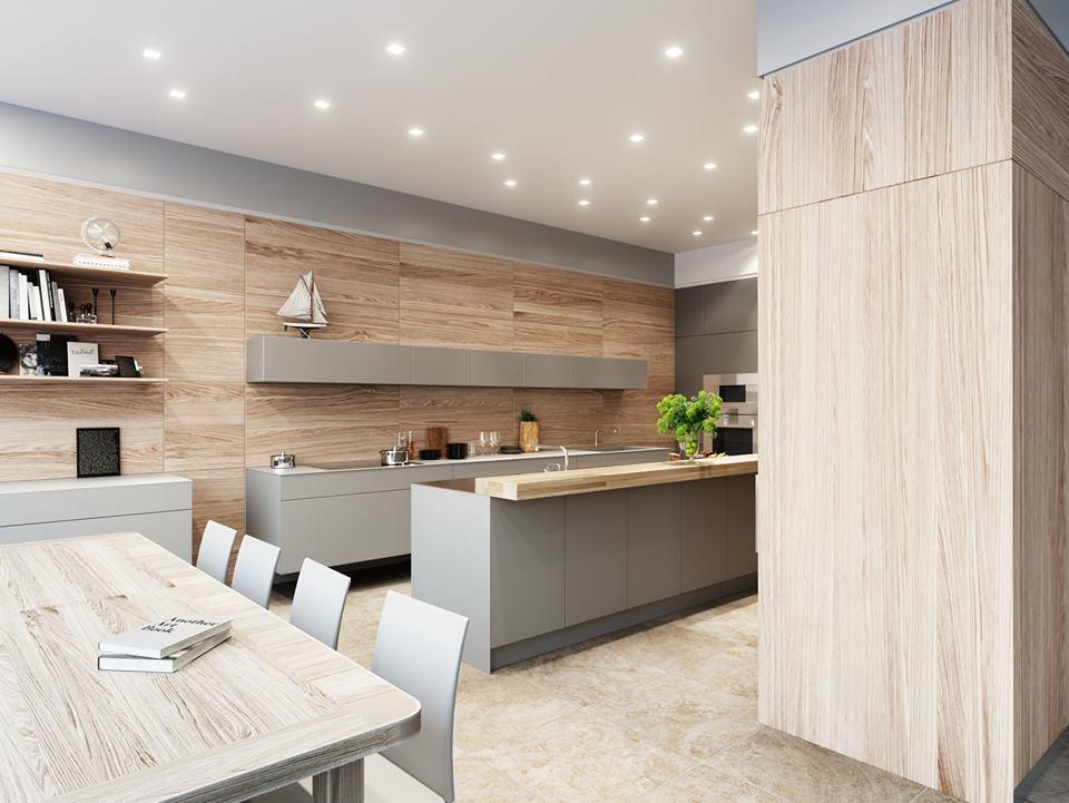 дизайн кухни 2019 идеи