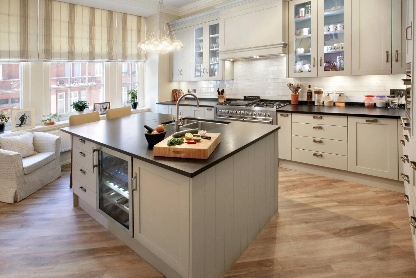 дизайн кухни 2019 мебель