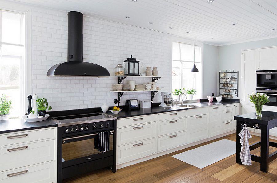 дизайн кухни 2019 скандинавский