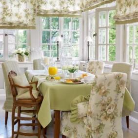 кухня в загородном доме идеи видов