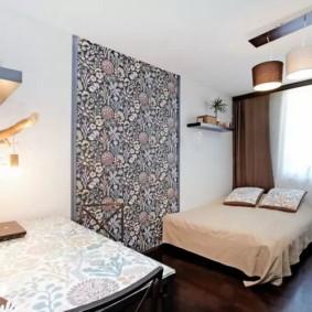 спальня 10 кв метров дизайн фото