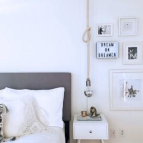 спальня 10 кв метров фото интерьера