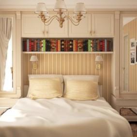 спальня 10 кв метров идеи интерьер