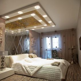 спальня 10 кв метров идеи интерьера