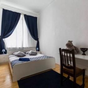 спальня 10 кв метров фото