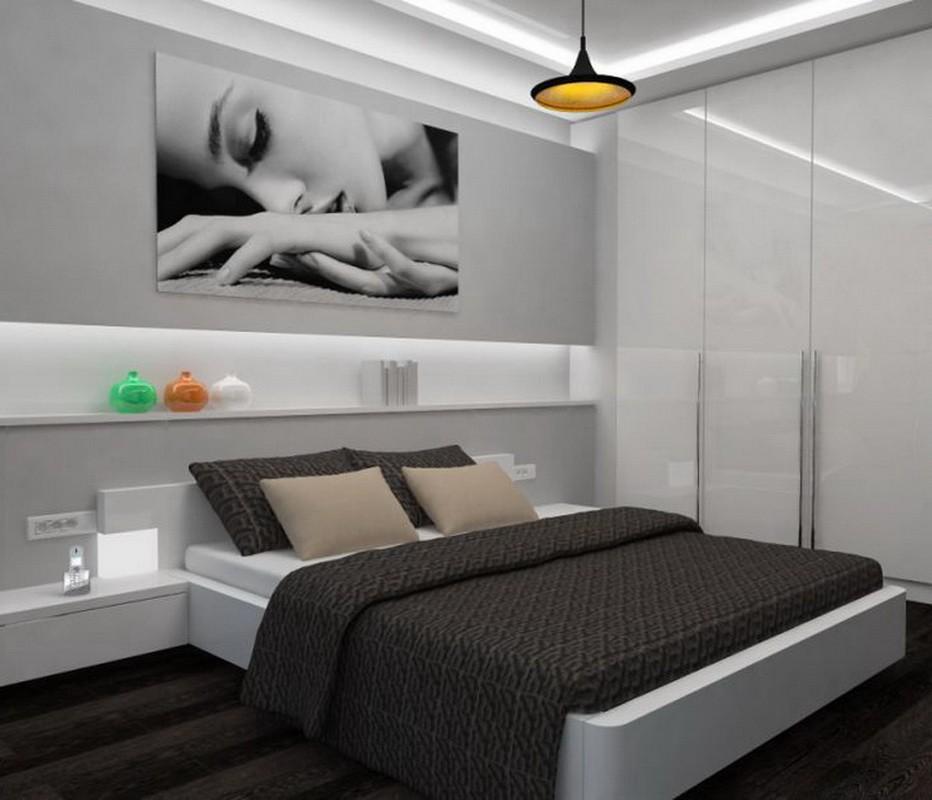 спальня 12 кв м