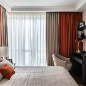 дизайн спальни 12 кв м дизайн фото