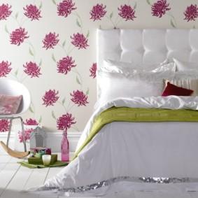 дизайн спальни 12 кв м идеи декора