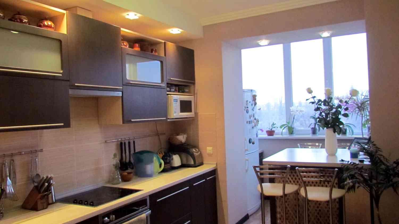 газель низким продление кухни за счет балкона фото расположен берегу