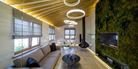 эко стиль в квартире дизайн