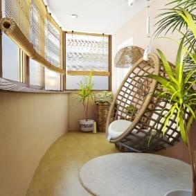 эко стиль в квартире декор фото