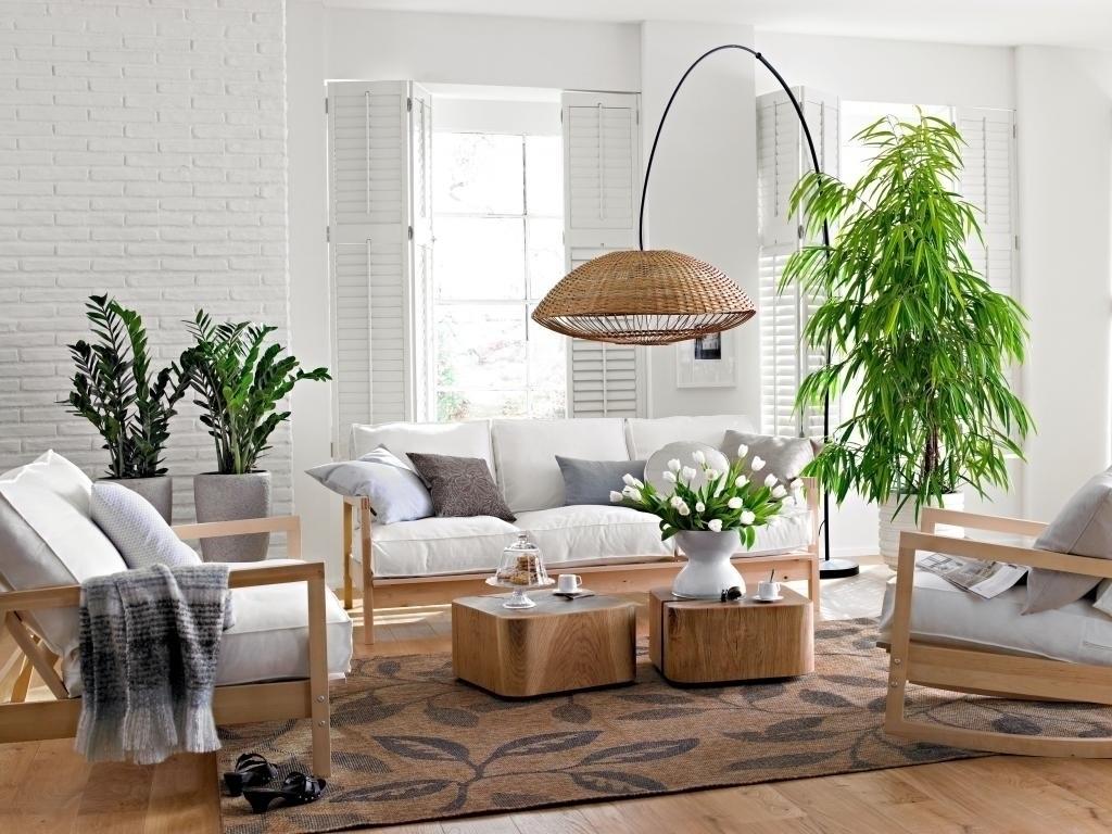 эко стиль в квартире дизайн фото