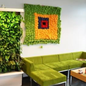 эко стиль в квартире дизайн идеи
