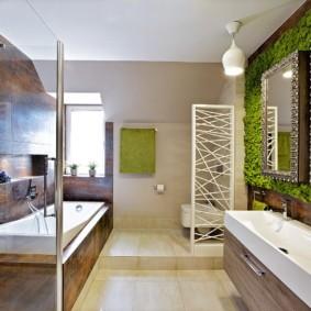 эко стиль в квартире фото идеи