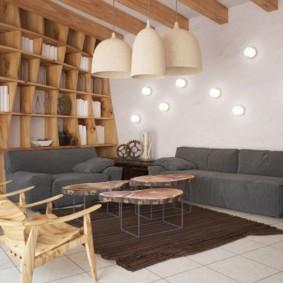 эко стиль в квартире фото варианты