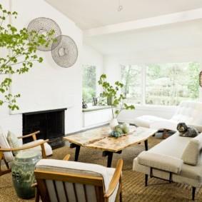 эко стиль в квартире идеи