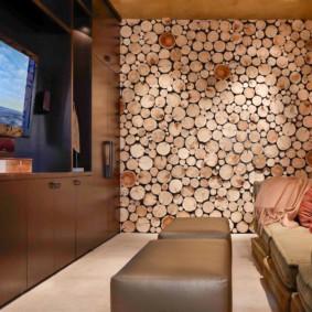 эко стиль в квартире идеи дизайн