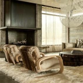 эко стиль в квартире идеи дизайна