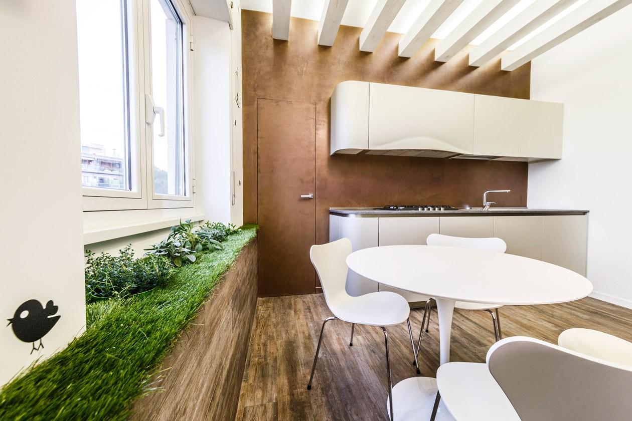 эко стиль в квартире идеи интерьер