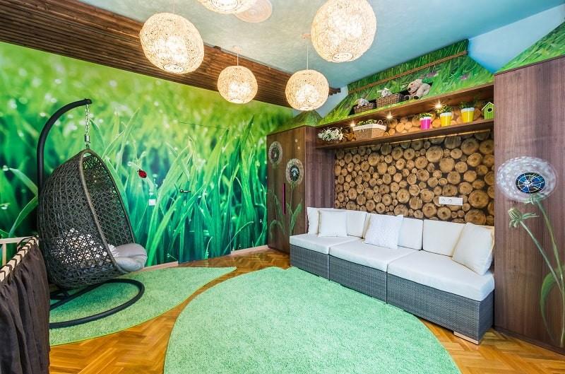 эко стиль в квартире идеи оформление