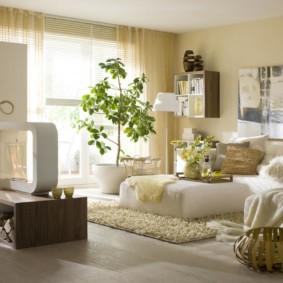 эко стиль в квартире идеи оформления