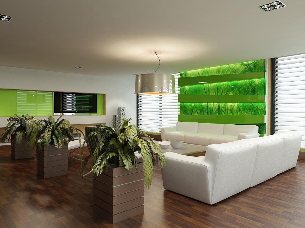 эко стиль в квартире интерьер