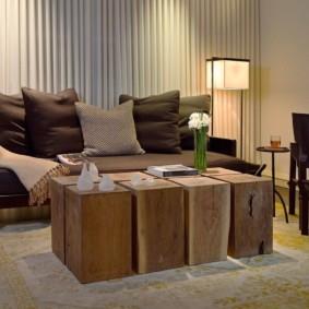 эко стиль в квартире оформление