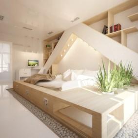 эко стиль в квартире оформление идеи