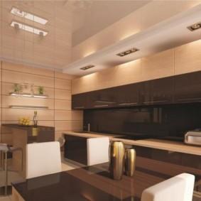 Современная кухня в стиле минимализма