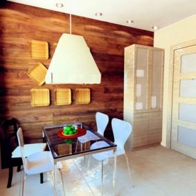 Дизайн кухни с ламинированными панелями