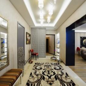 Мозаичное панно из керамической плитки
