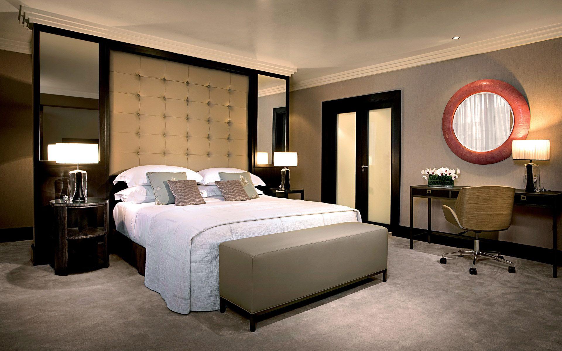Комната спальня фотографии