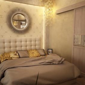 Интрьер спальни в стиле модерн