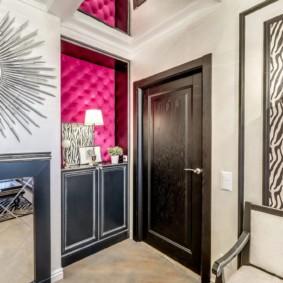Дизайн жилой комнаты в стиле модерн