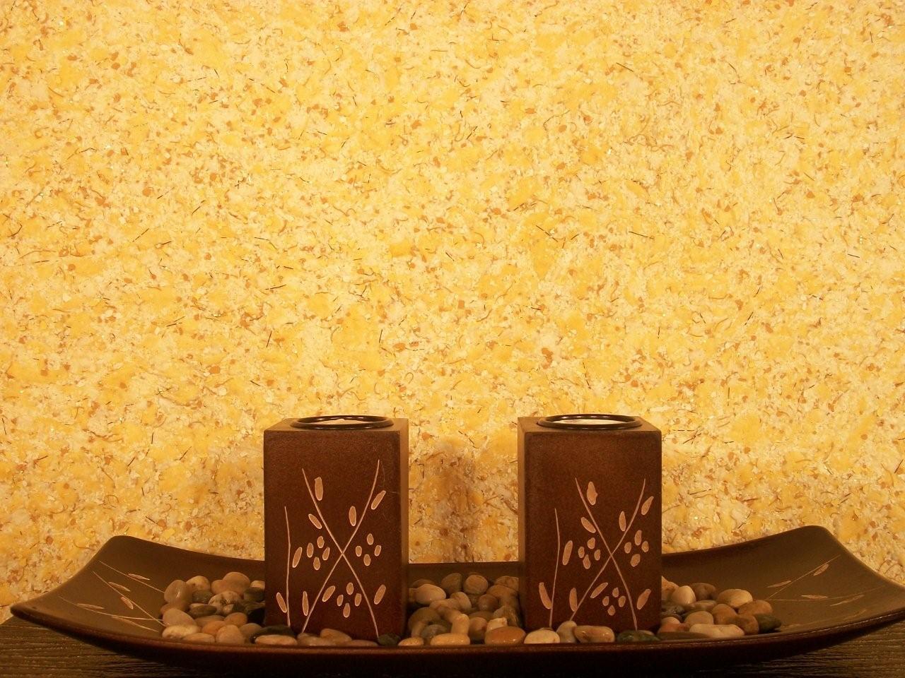 Жидкие обои фото с рисунком для кухни