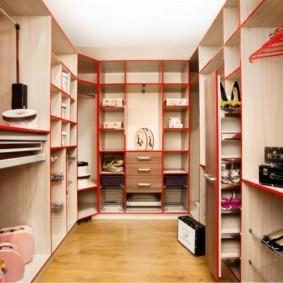 гардеробная в спальне фото идеи