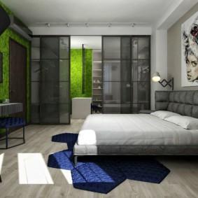 гардеробная в спальне идеи интерьер