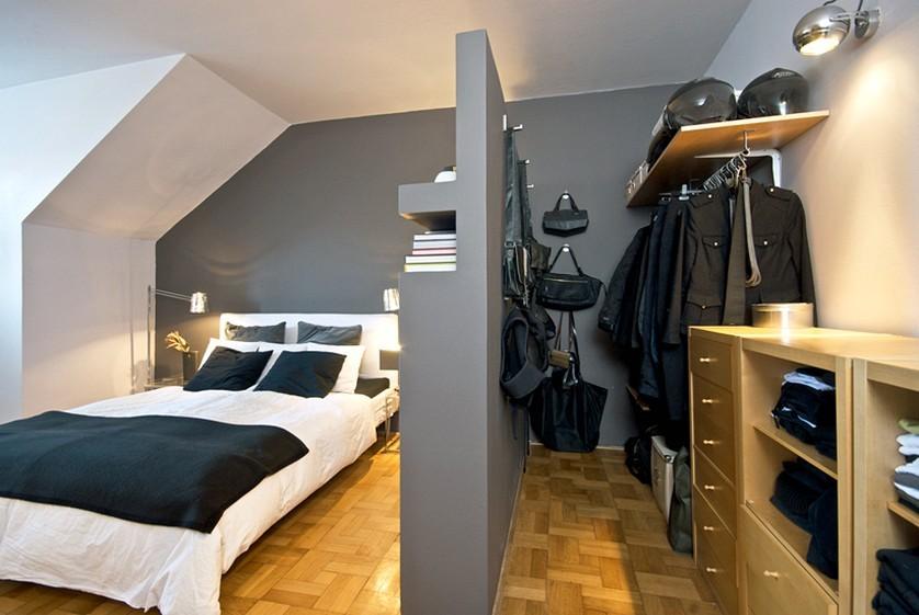 гардеробная в спальне идеи