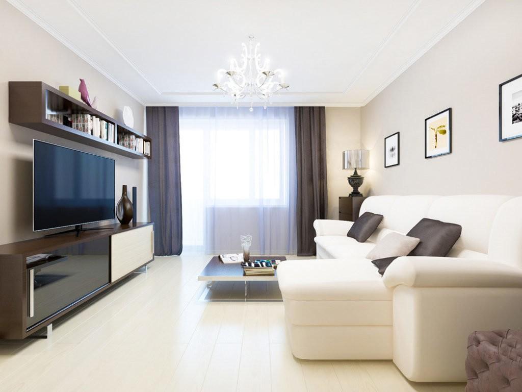 гостиная 19 кв метров декор фото