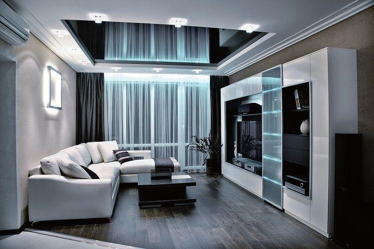 гостиная 19 кв метров идеи декора