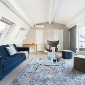 гостиная 19 кв метров интерьер