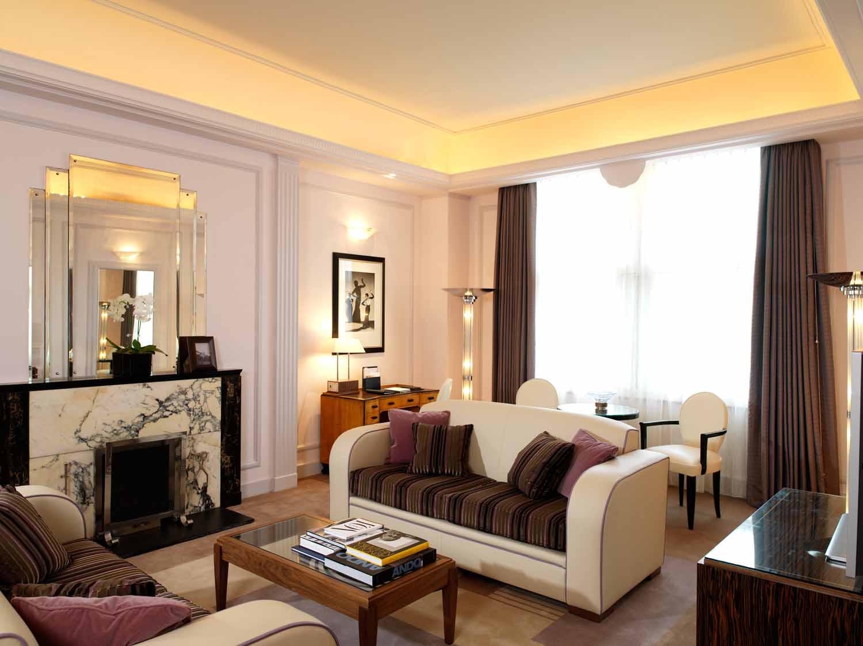 гостиная в стиле модерн декор идеи