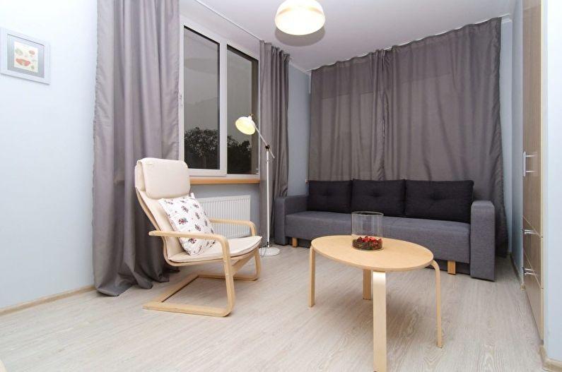 гостиная в стиле минимализм декор идеи